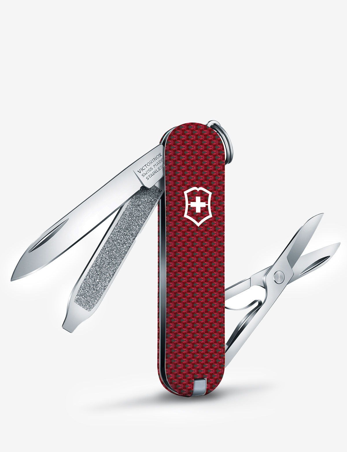 CLASSIC MASON 58MM SWISS ARMY POCKET KNIFE - U.S. Polo Assn.