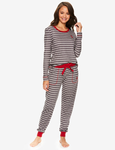 LONG SLEEVED PANT SET - U.S. Polo Assn.