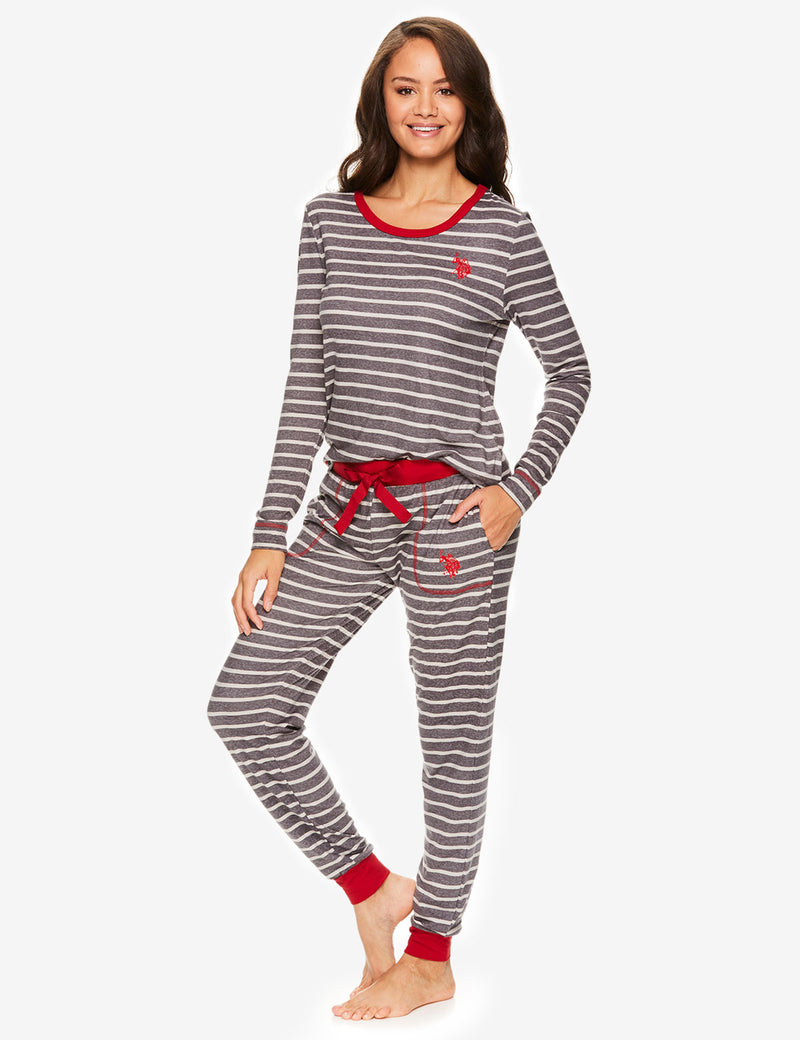 LONG SLEEVED PANT SET