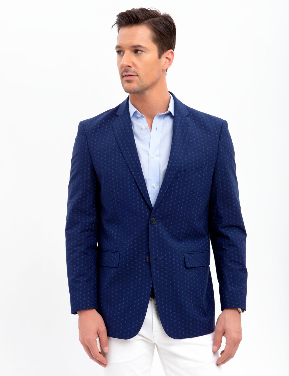 ANCHOR PRINTED SPORTCOAT