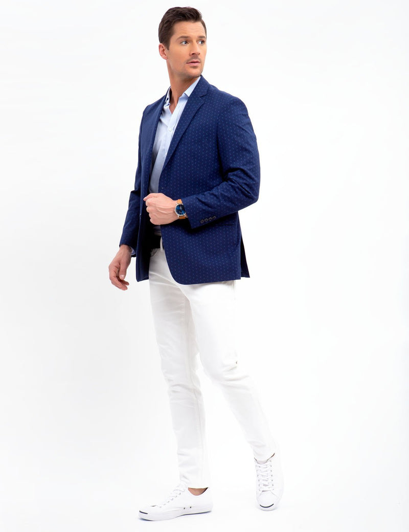 ANCHOR PRINTED SPORTCOAT - U.S. Polo Assn.