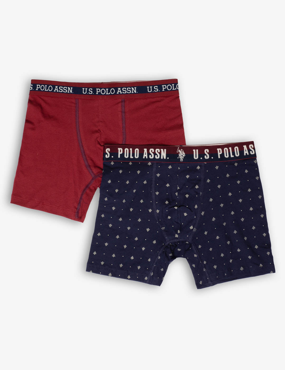 2 PACK STRETCH BOXER BRIEFS - U.S. Polo Assn.