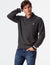 TEXTURED SHAWL PULLOVER SWEATER - U.S. Polo Assn.