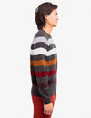 SOFT MULTICOLOR STRIPED SWEATER - U.S. Polo Assn.
