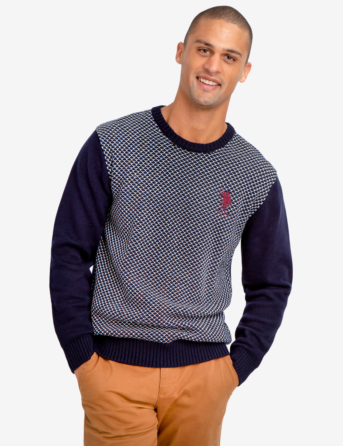 BIRDSEYE SWEATER