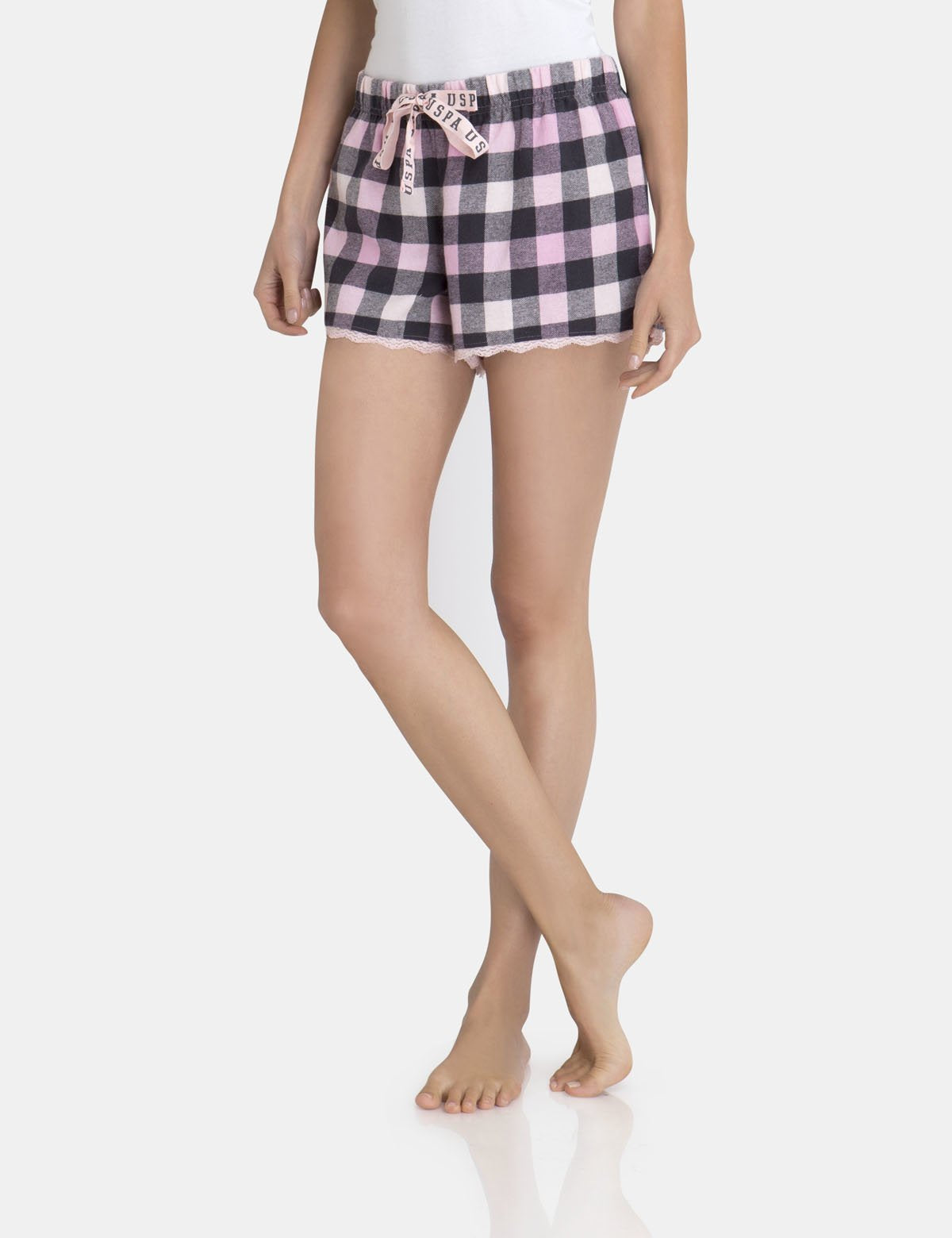 PLAID FLANNEL SHORT - U.S. Polo Assn.