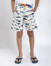 Boys Shark Board Short - U.S. Polo Assn.