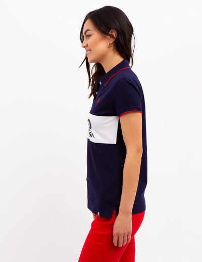 HERITAGE CHEST BLOCK POLO SHIRT - U.S. Polo Assn.