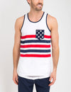 STARS AND STRIPES TANK - U.S. Polo Assn.