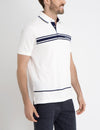 US POLO CHEST STRIPED POLO SHIRT - U.S. Polo Assn.