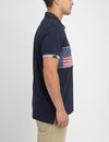FLAG PRINT POLO SHIRT - U.S. Polo Assn.