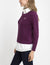 WAFFLE TWOFER SWEATER - U.S. Polo Assn.