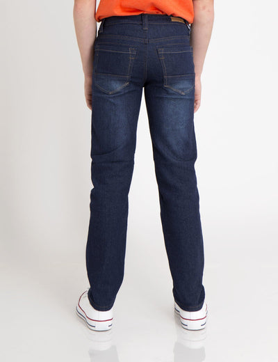 Boys 5 Pocket Jean