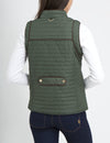 PIPED MULTI QUILT VEST - U.S. Polo Assn.