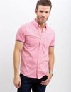 SLIM FIT PRINTED SHIRT - U.S. Polo Assn.