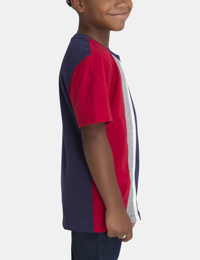 VERTICAL STRIPE TEE - U.S. Polo Assn.
