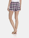 PLAID FLANNEL SHORT