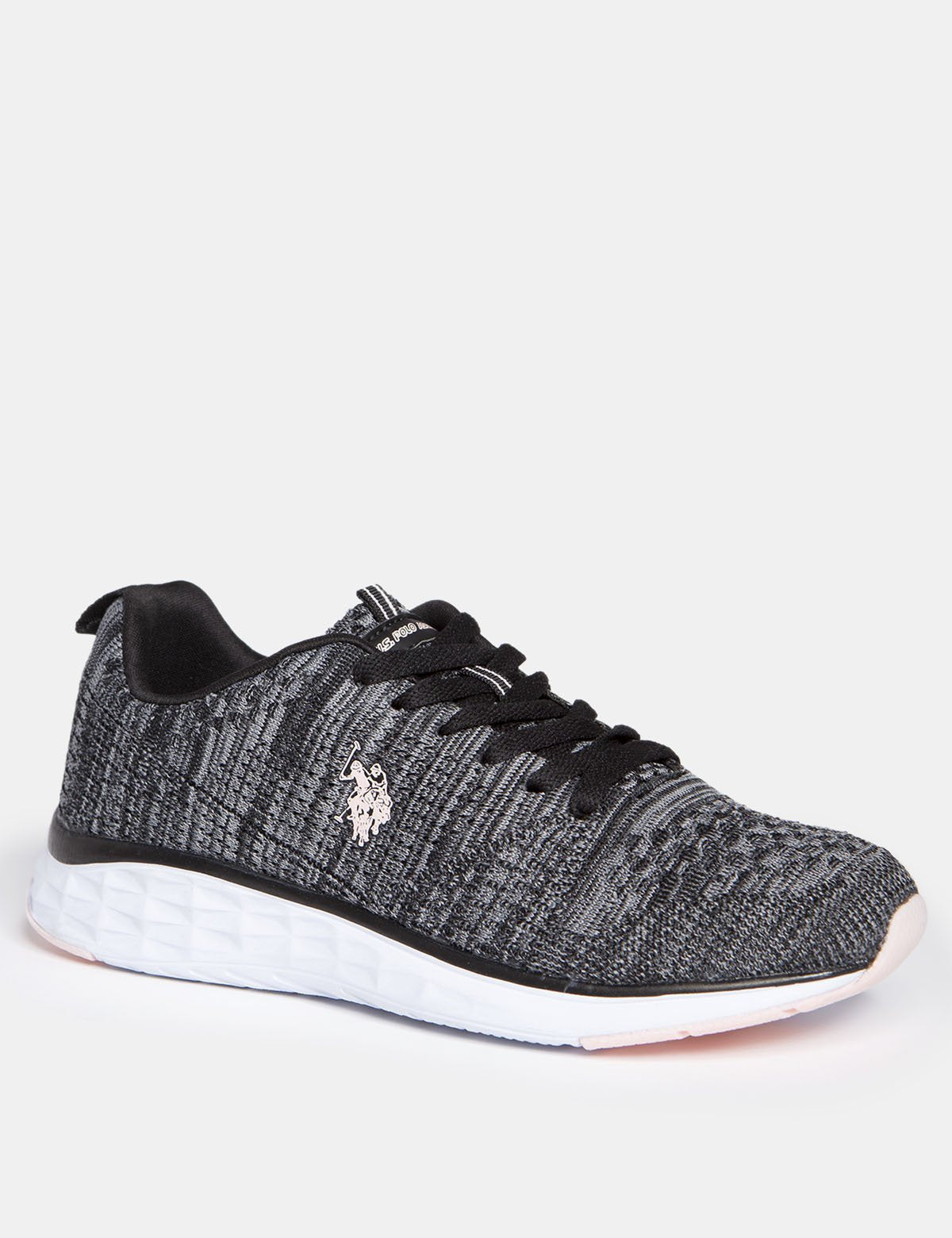 LIGHTWEIGHT LACE-UP SNEAKER - U.S. Polo Assn.