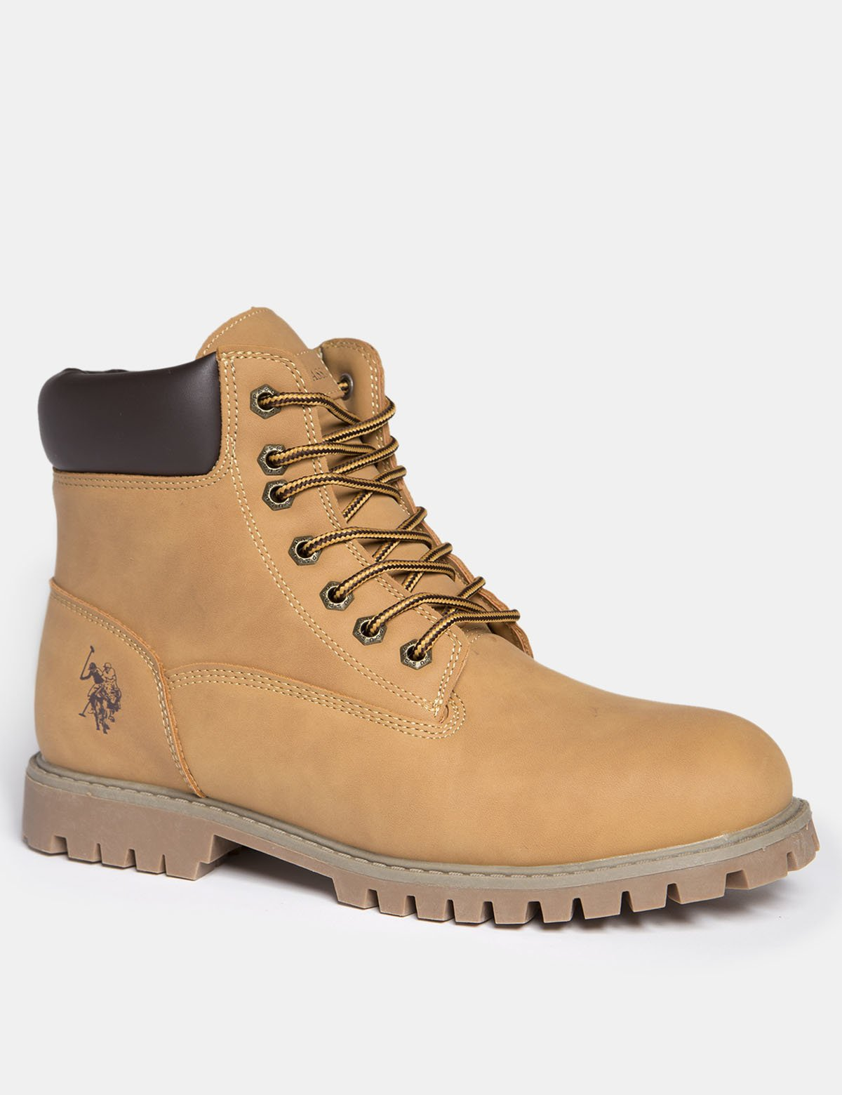 OWEN WORK BOOT - U.S. Polo Assn.