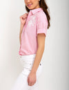 EMBROIDERED STRIPED TOP - U.S. Polo Assn.