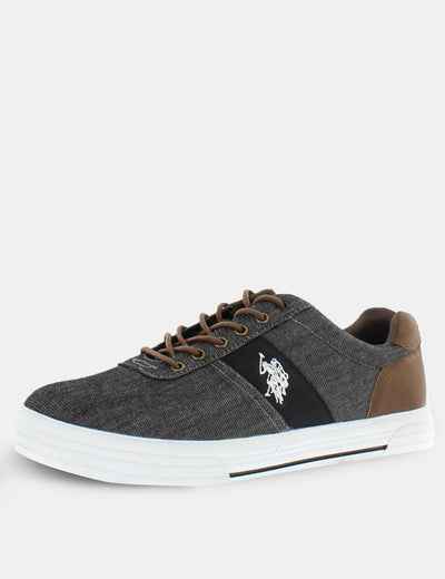 Boys Helm Canvas Sneaker - U.S. Polo Assn.