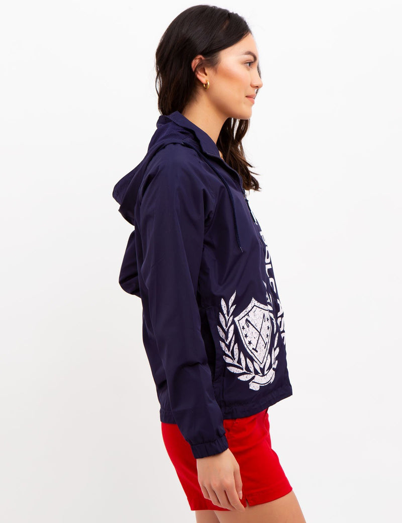 GRAPHIC WINDBREAKER