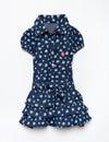 GIRLS HEARTS DRESS - U.S. Polo Assn.