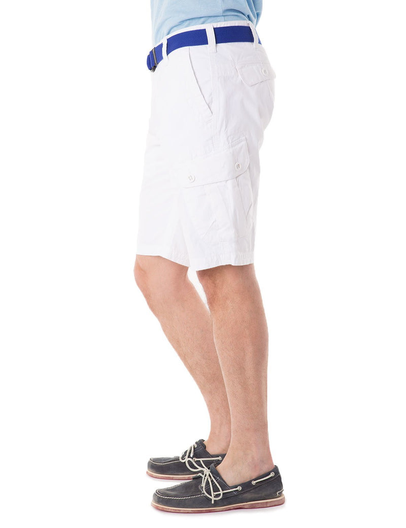 Slim Fit Cargo Shorts