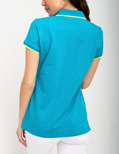 DOT POLO SHIRT