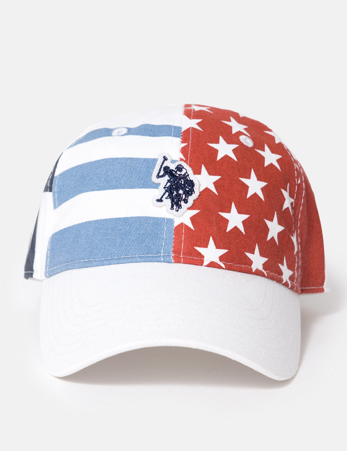 FLAG PRINTED CAP