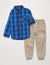 Boys 2 Piece Set - Shirt & Joggers - U.S. Polo Assn.