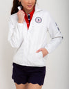 USPA LOGO JACKET WITH HOOD