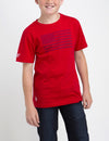 BOYS FLAG PRINT T-SHIRT - U.S. Polo Assn.