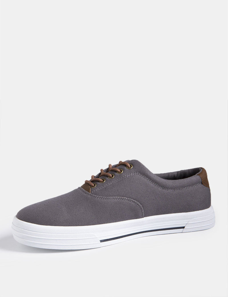 SKIP IN CANVAS SNEAKER