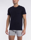 3 Pack Assorted Crew Tees - U.S. Polo Assn.