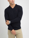 SOFT V-NECK SWEATER - U.S. Polo Assn.