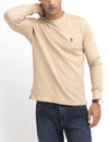 SLIM FIT CREW NECK THERMAL TEE