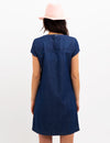 A-Line Denim Dress - U.S. Polo Assn.