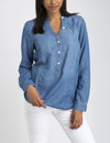 PANELED POPOVER SHIRT - U.S. Polo Assn.