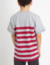 BOYS STRIPED T-SHIRT - U.S. Polo Assn.