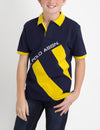 BOYS COLORBLOCK POLO SHIRT - U.S. Polo Assn.