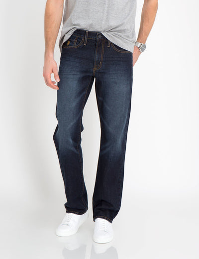 Classic Straight Fit Denim