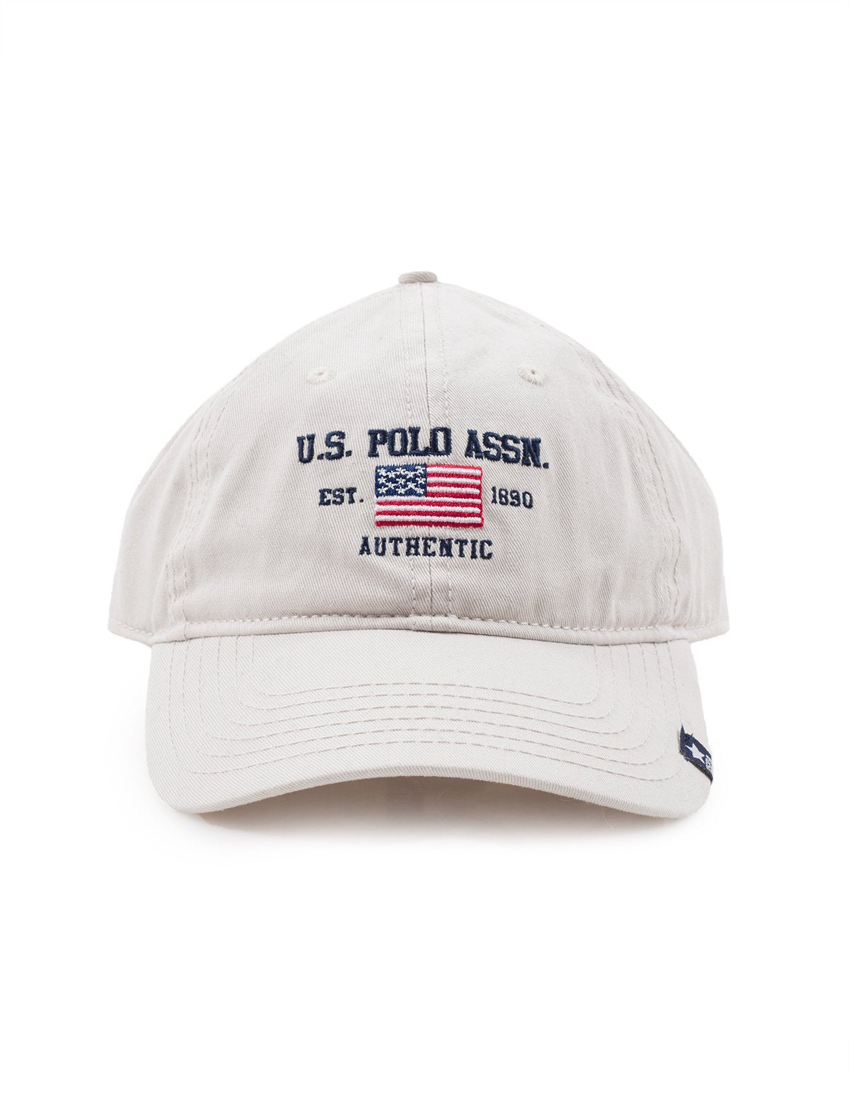 U.S. Polo Assn. Twill Hat - U.S. Polo Assn.