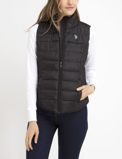 ESSENTIAL QUILTED VEST