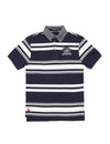 Stripe Patch Polo Shirt - U.S. Polo Assn.