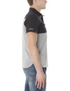 BLACK MALLET COLORBLOCK POLO SHIRT - U.S. Polo Assn.