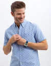 CLASSIC FIT OXFORD SHIRT - U.S. Polo Assn.