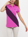 PREMIUM SLASH POLO SHIRT - U.S. Polo Assn.