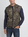 DIAMOND QUILT BOMER VEST - U.S. Polo Assn.