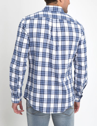 SLUB OXFORD SHIRT - U.S. Polo Assn.